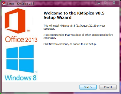 download KMSpico v8.5 Final Activator for Windows and Office