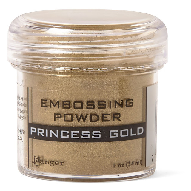 Princess Gold Embossing Powder
