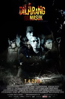 Dilarang Masuk 2011 Malay Movie Watch Online
