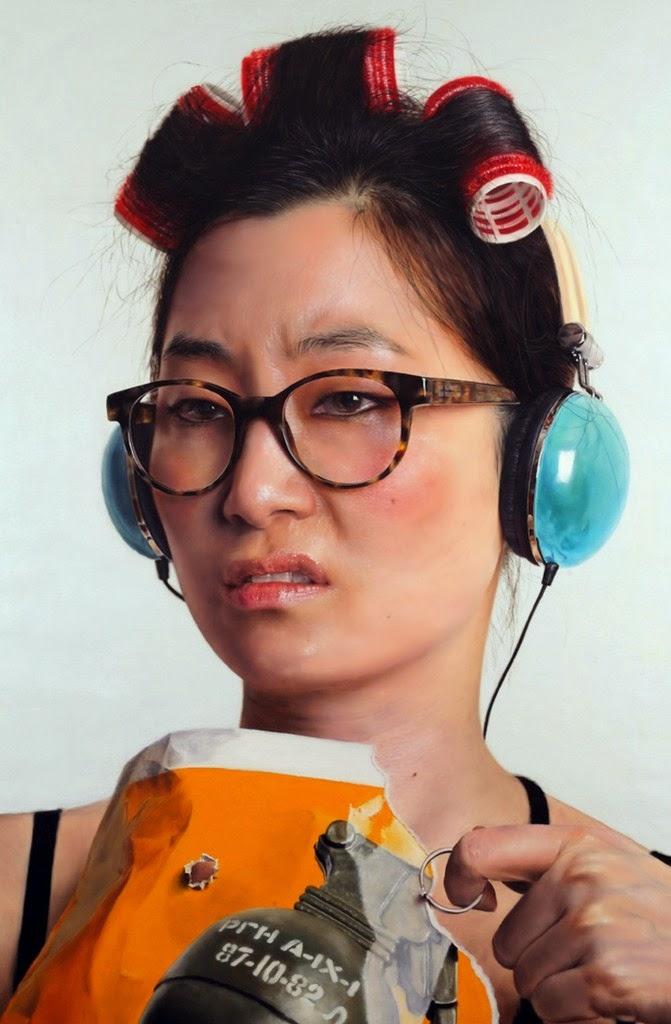 rostro-femenino-pintado-al-oleo
