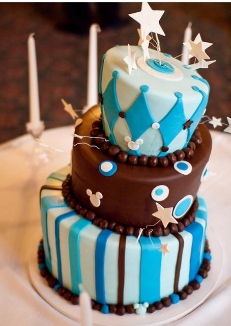 Cake manis
