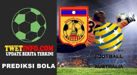 Prediksi Laos U19 vs Australia U19