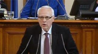 Велизар Енчев: ГЕРБ е най-голямото зло за България