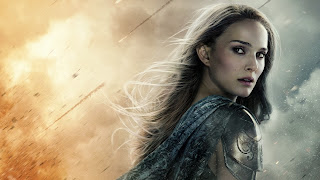 Natalie Portman in Thor 2 HD Wallpaper