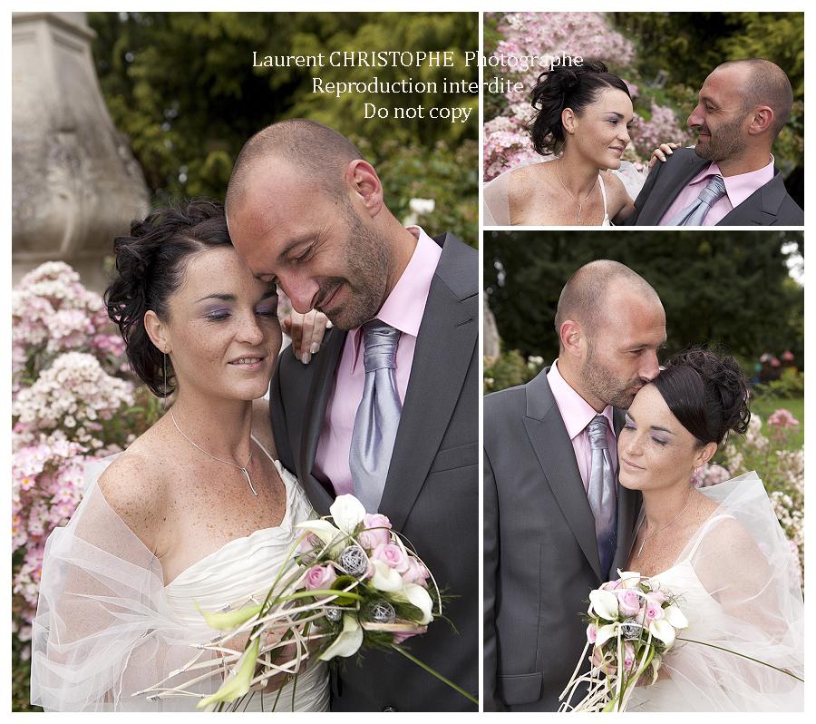 laurent christophe photographe: séance photo de couple de mariage