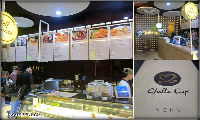 Chilla Cup SetiaWalk Puchong's interior