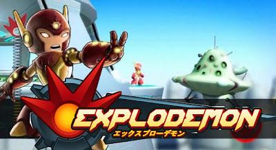 Explodemon v1.0 Multi4 Retail-THETA T-expdmon