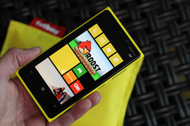 Nokia Lumia 920 Windows Mobile Phone Image 15