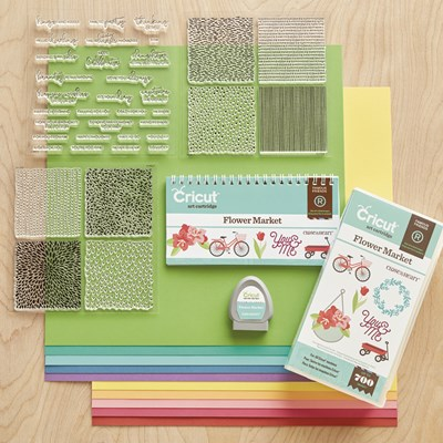 Exclusive Cricut Collections