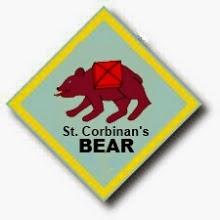 St. Corbinian's Bear