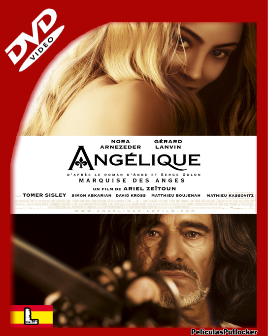 Angelique [DVDRip][Latino][SD-MG-1F-RG]