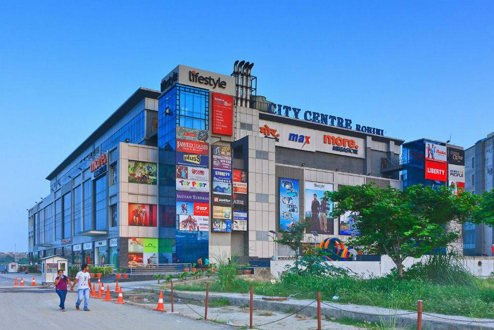 City Center Mall Rohini Delhi