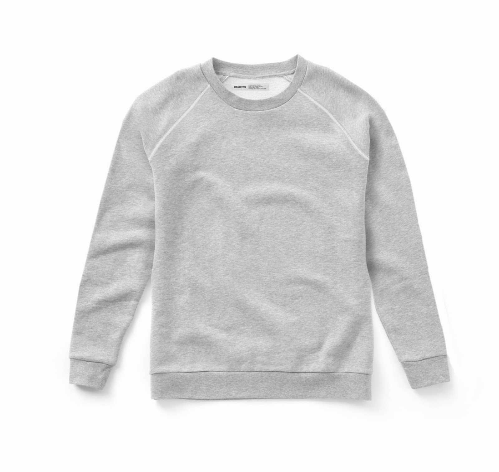 Collective AW13 Raglan Sweater