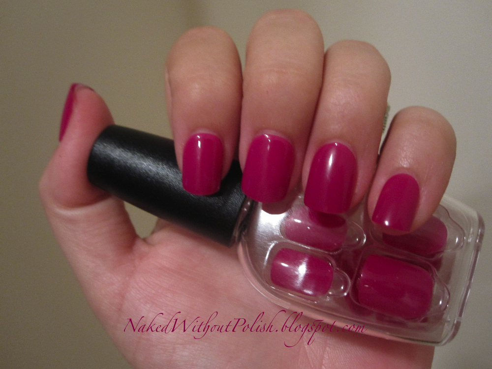 REVIEW - imPRESS Press-On Nails - Naked Without Polish
