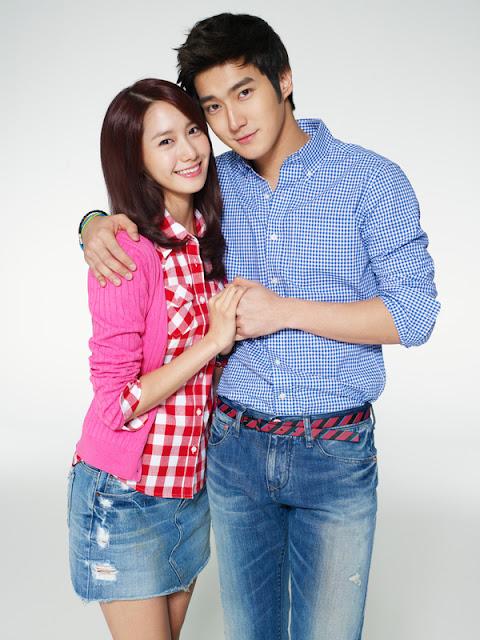 Siwon & Yoona