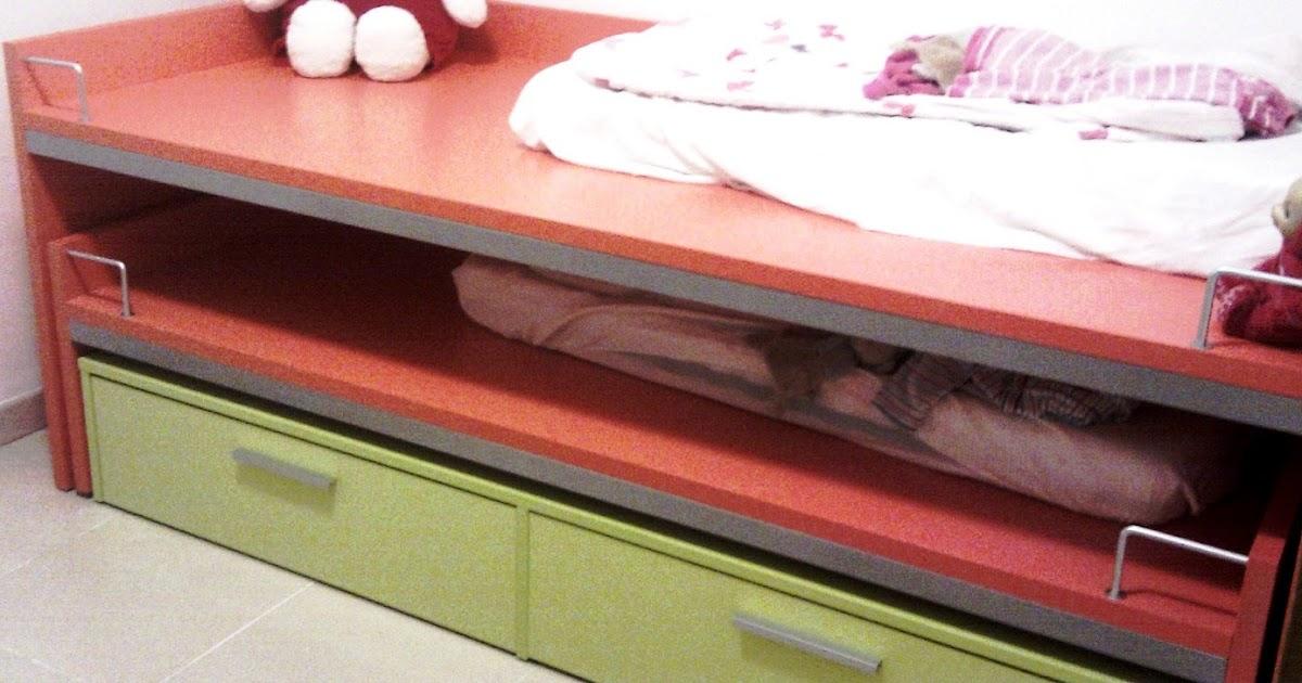 La invasi n twin habitaci n peque a camas grandes - Camas grandes ...