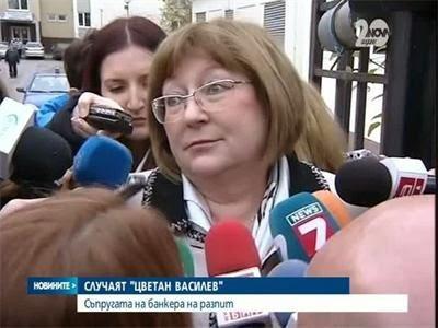 Не повдигнаха обвинение на съпругата на Цветан Василев, тя: Няма дупка в КТБ, всичко е фарс