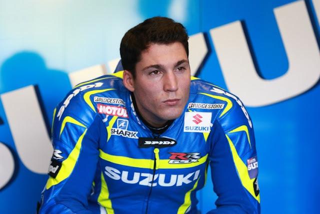 MotoGP 2016 : Aleix Espargaro tidak akan mengikuti private test Suzuki di sirkuit Sepang karna cedera tulang belakang . . .