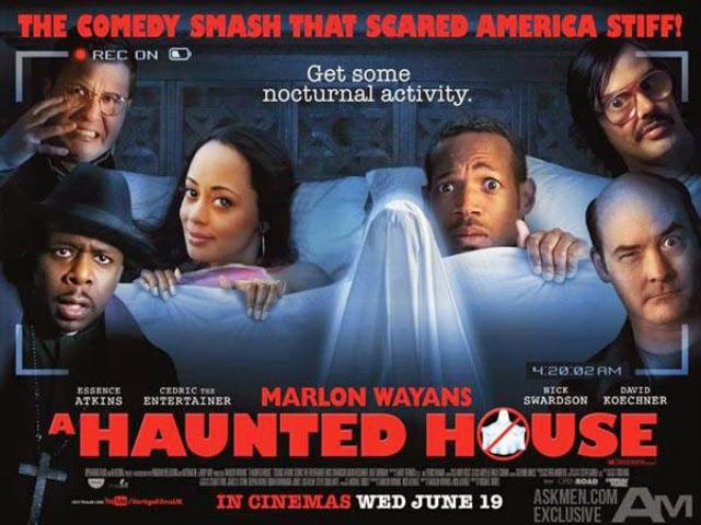 Imágenes de la película A Haunted House
