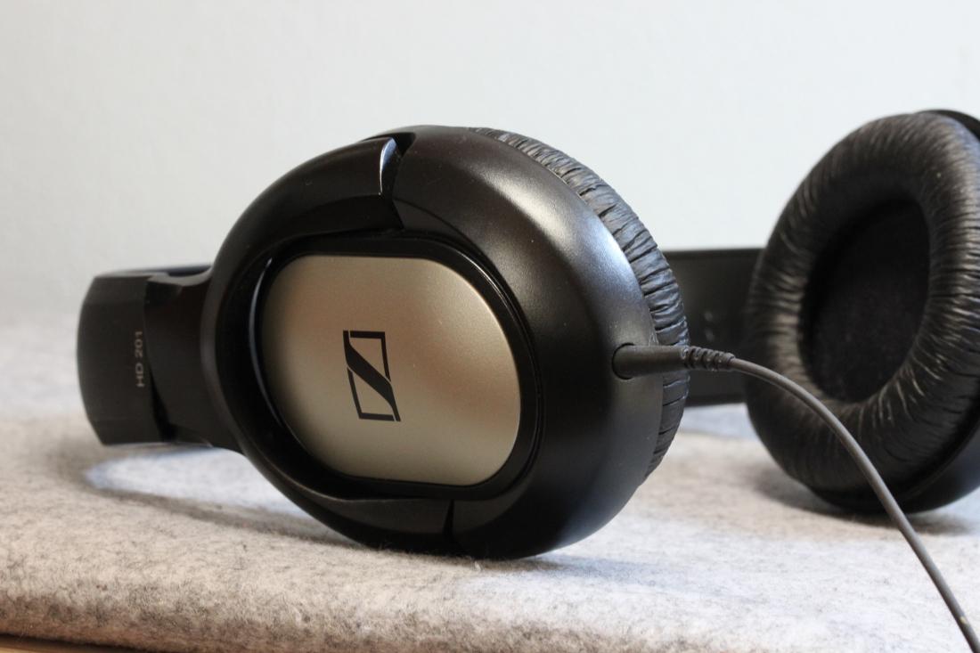 Kopfhörer Sennheiser HD201