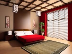 Alfombras en el dormitorio ideas para decorar dise ar y - Alfombras para dormitorios ...
