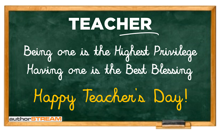 closing speech on teachers day Celebrate teachers day on 5th september in india teachers day is celebrated as a mark of tribute to the contribution made by teachers to society know more about the teacher's day at times of india.