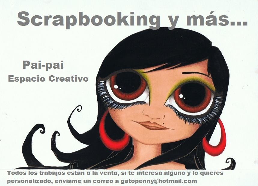 PAI-PAI...IMAGEN CREATIVA SCRAPBOOKING