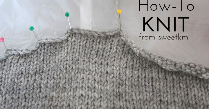 Sweetkm How To Block A Knit Item Without A Blocking Mat