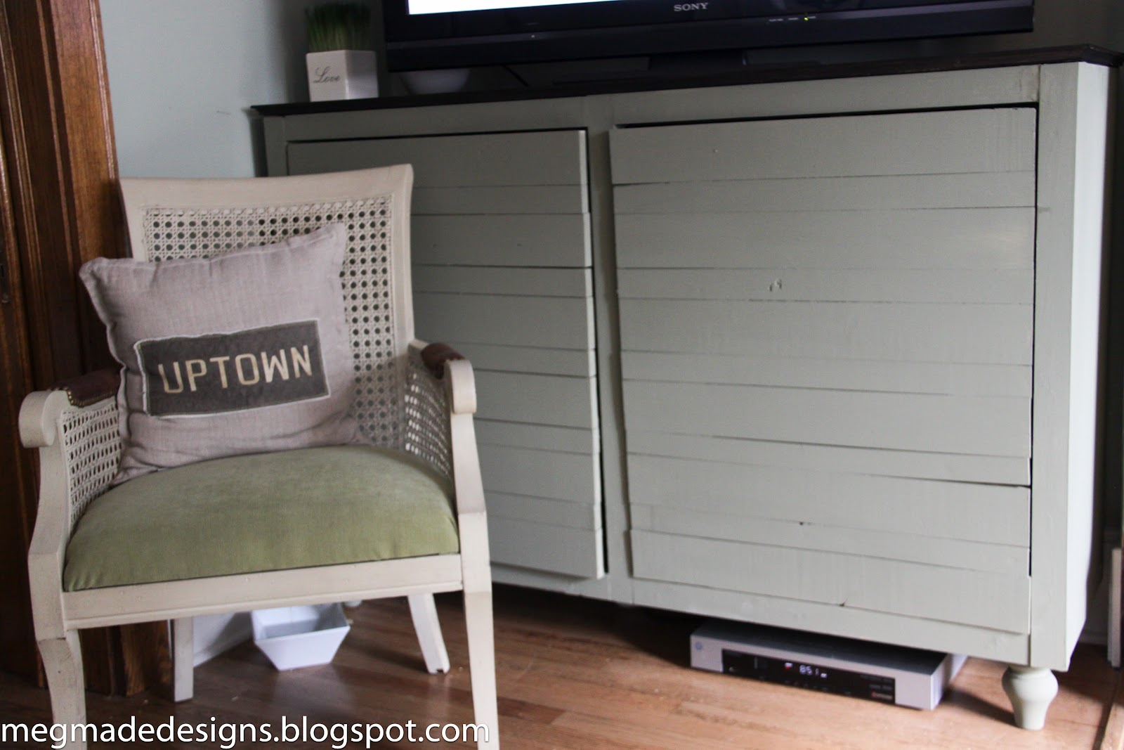 Ikea Meets Vintage Printeru0027s Cabinet...what What! | MegMade