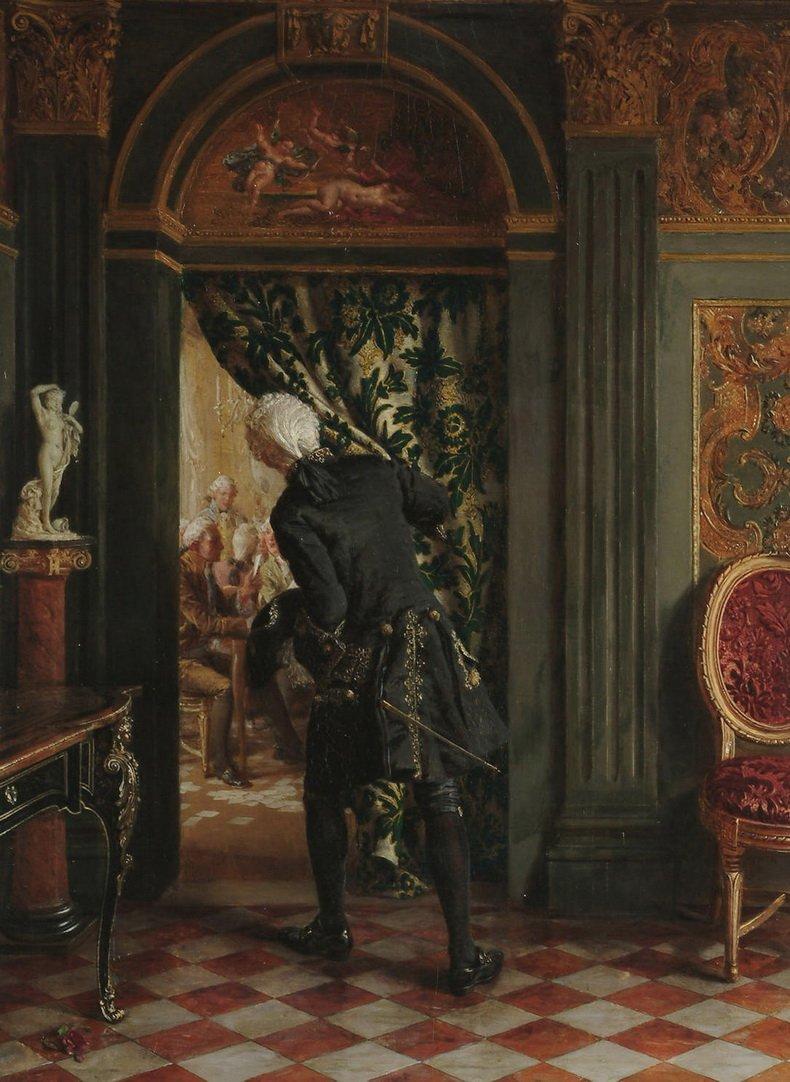 Victorian British Painting Talbot Hughes