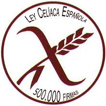 PLATAFORMA POR UNA LEY CELIACA - 500.000 FIRMAS