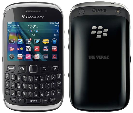 ROBBY SYARIFUDIN: BlackBerry Firmware Amstrong 9320
