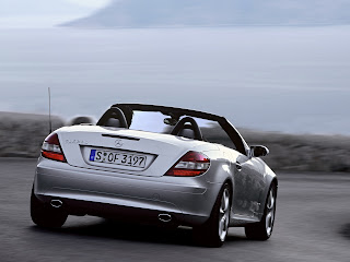 Mercedes-Benz SLK Roadster Wallpapers