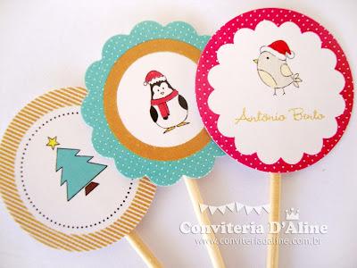 decoração natal personalizada