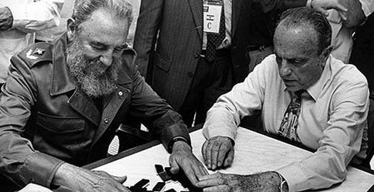 Fidel y Fraga