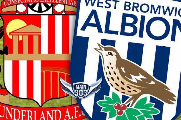Prediksi Sunderland vs WBA