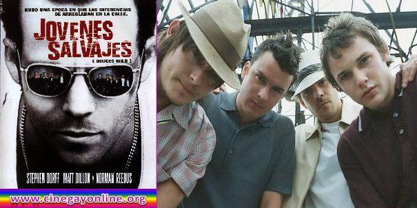 Jóvenes salvajes, película