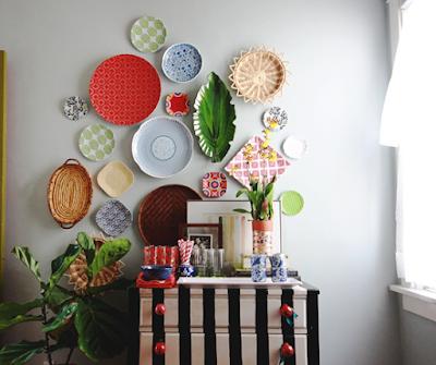 Seni Hiasan Dinding Untuk Ruang Keluarga