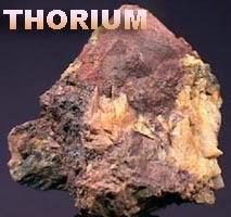 Thorium, VV Minerals