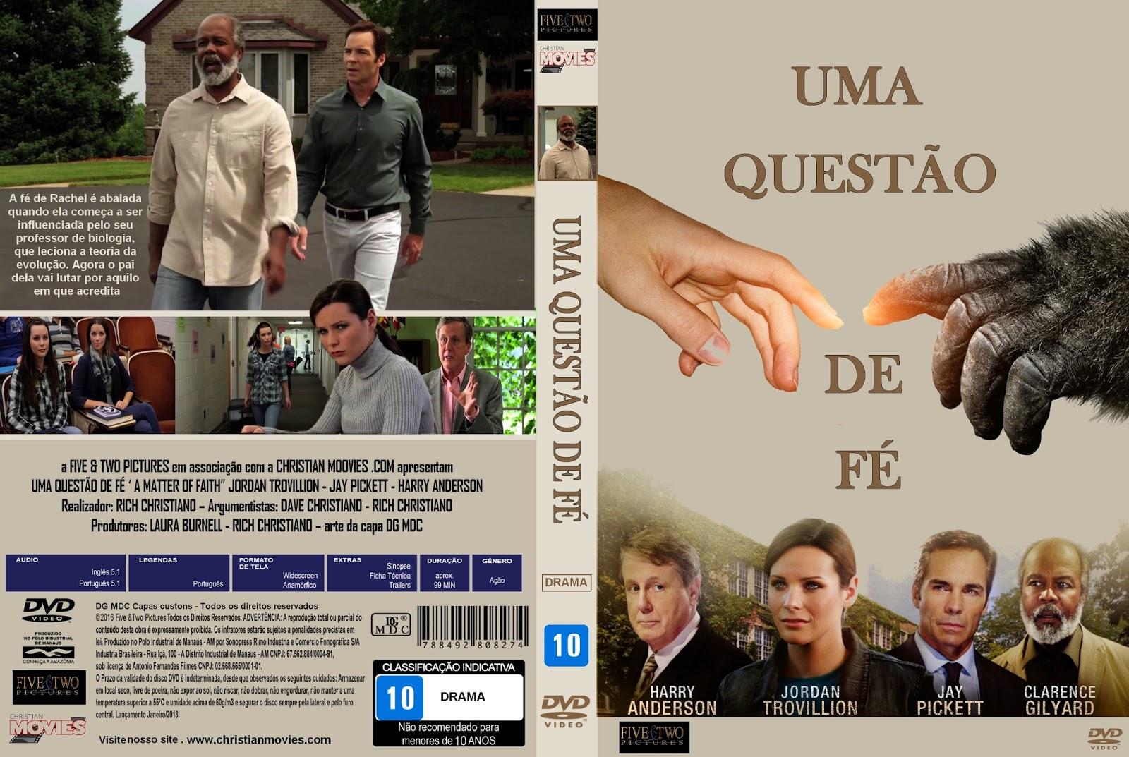 FILMES ONLINE: UMA QUESTÃO DE FÉ