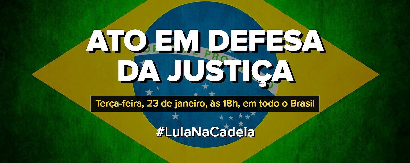 23 de janeiro, 18h: Brasil