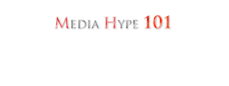 Media Hype 101 - All the latest on all things pop culture.