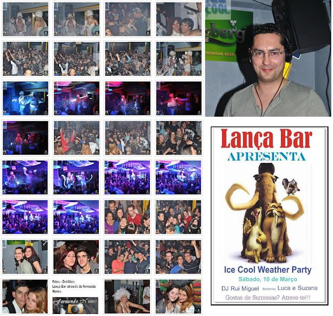 DJ Rui Miguel @ Lança Bar - 10 Março/12