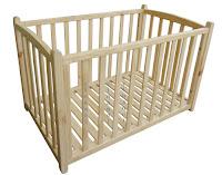 Hướng dẫn sử dụng và lắp ráp nôi gỗ em bé VinaNoi, ráp thành giường cũi