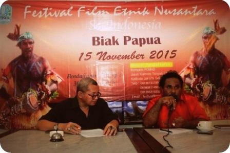 40 Film Etnik Ikut dalam Festival Film Etnik Nusantara 2015