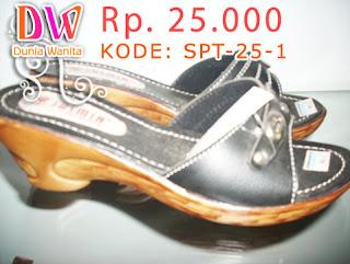 Sandal wanita murah 25 ribuan