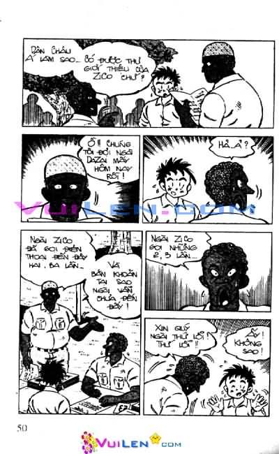 Jindodinho - Đường Dẫn Đến Khung Thành III  Tập 45 page 50 Congtruyen24h