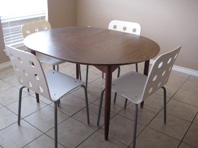Houston  Office Furniture on Used Our Same Dining Table  But While Visiting My Fam  In Houston I