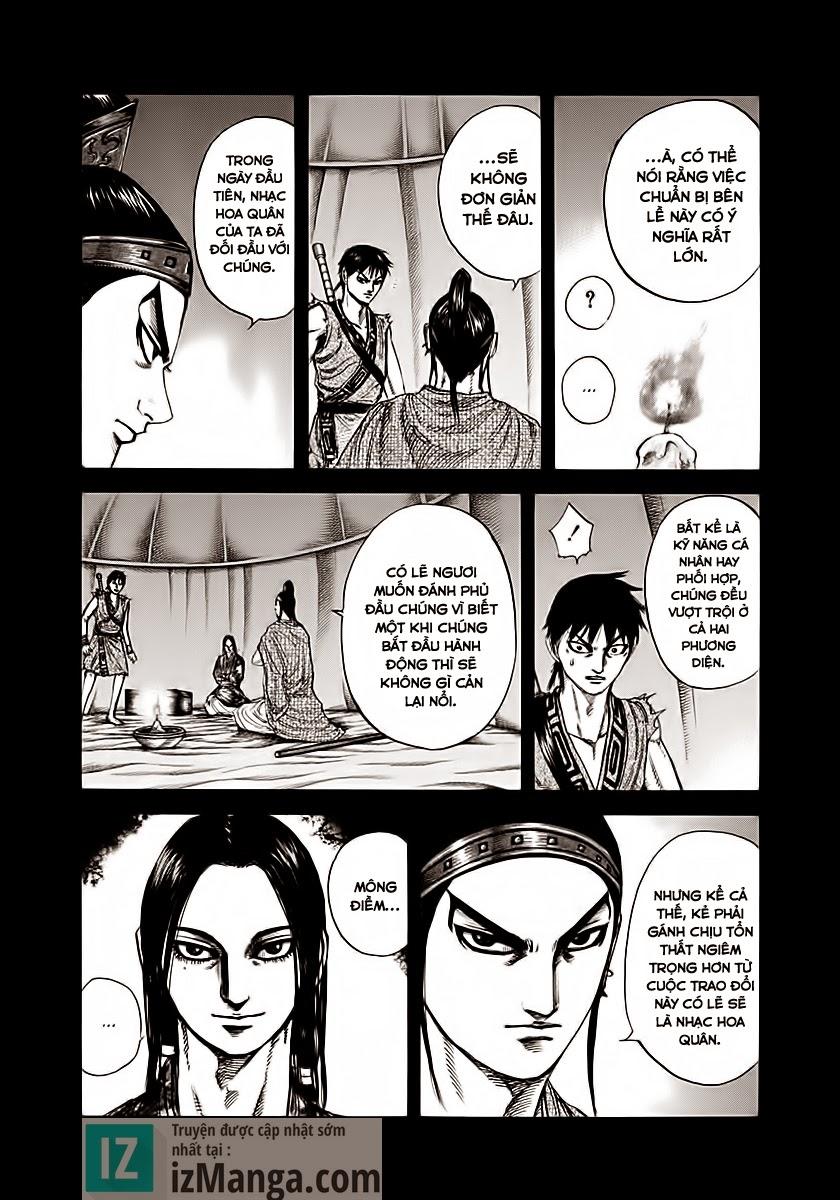 Kingdom - Vương Giả Thiên Hạ Chapter 215 page 12 - IZTruyenTranh.com