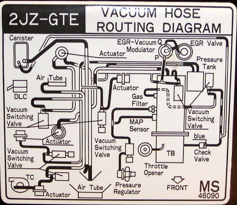 P 0996b43f802d7d3c together with Toyota Celica Pcv Valve Location further Egr Vac Hoses Diagram Layout furthermore 1992 Cadillac Deville Fuel Pump Relay Location furthermore RepairGuideContent. on celica vacuum lines diagram